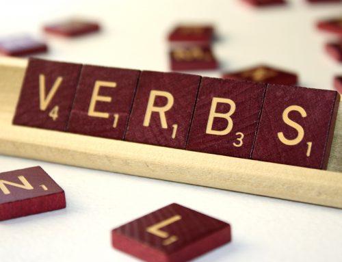 15 Verbs dan Contoh Kalimatnya
