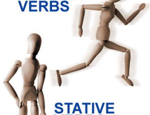Stative Verb dan Dynamic Verb