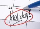 Vacation vs. Holiday