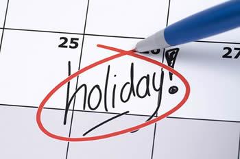Vacation vs Holiday