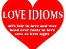 Idioms tentang Cinta