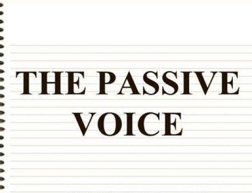 15 Contoh Kalimat Pasif (Passive Voice) Dalam Bahasa Inggris
