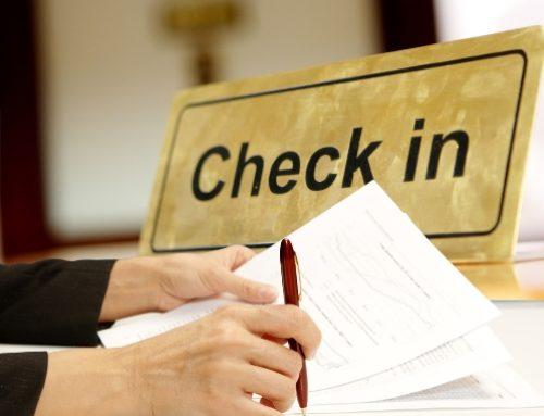 Percakapan Bahasa Inggris Tentang Handling Check In