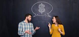 Percakapan bahasa Inggris tentang uang