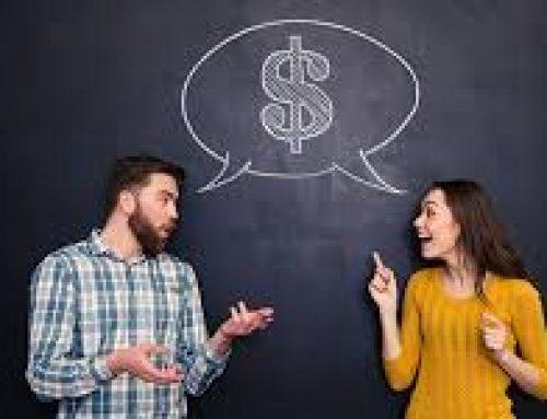 Percakapan bahasa Inggris yang berkaitan dengan Uang