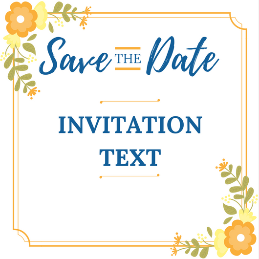 Contoh Undangan/ Invitation Text Dalam Bahasa Inggris ...