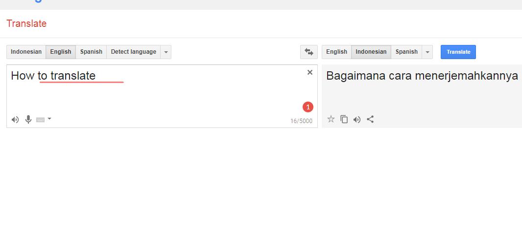 cari terjemahan kalimat bahasa inggrisnya