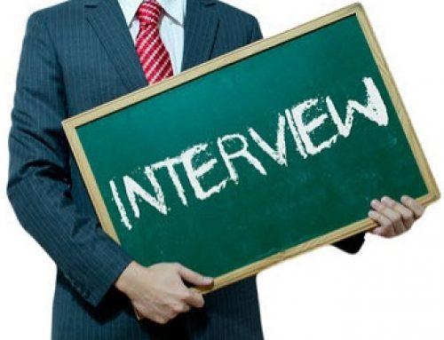 Contoh – Contoh Pertanyaan Pada Saat Tes Interview Kerja dalam Bahasa Inggris