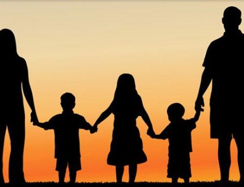 Contoh Phrasal Verb yang Berkaitan dengan Family/ Keluarga