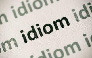 Idioms yang berkaitan dengan ujian/exam