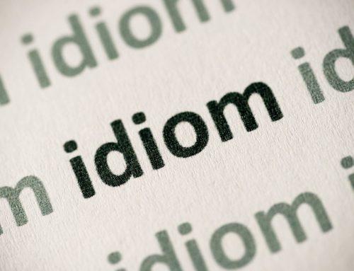 Idioms yang Berkaitan dengan Exam/Ujian